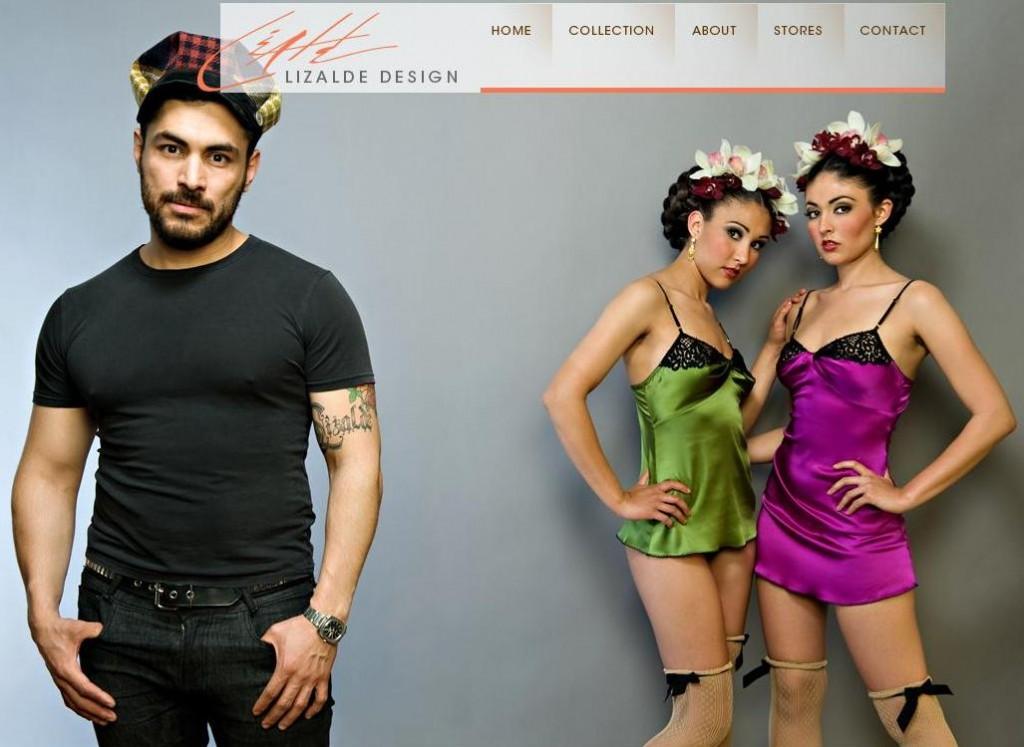 Mitra Creative Wins A MarCom PLATINUM Award for the Relaunch of RickyLizalde.com