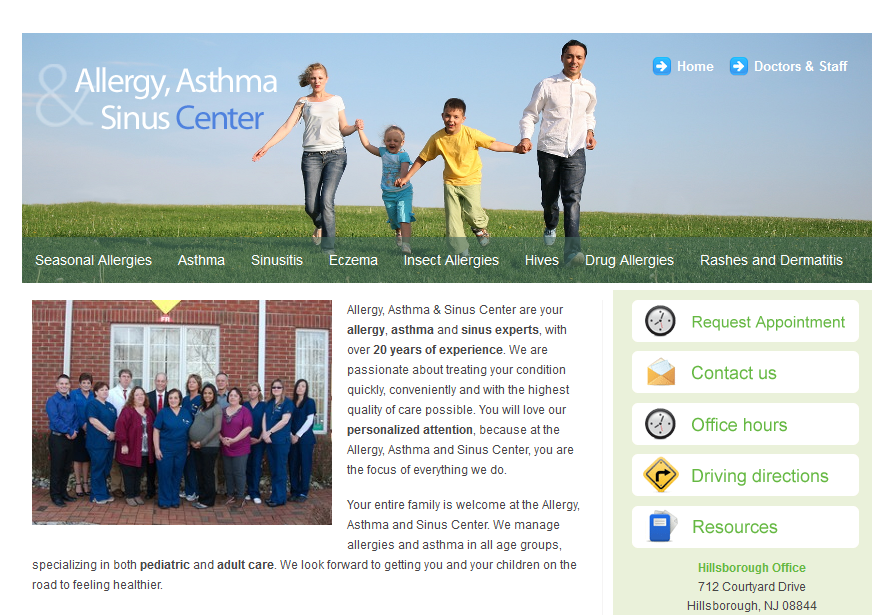 BestAllergyCare_Website