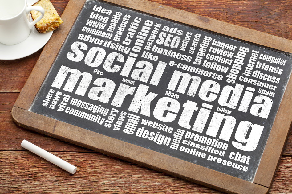 WordPress, SEO & Social Media Marketing