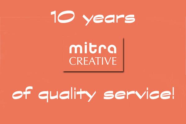 Mitra Creative - web design & development, social media marketing, seo, content development, branding