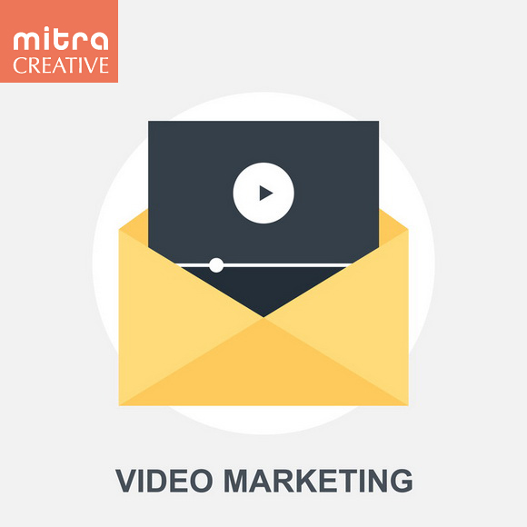 video marketing services by Mitra Creative - video editing, creation and implementation