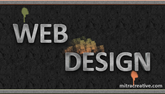 web design by Mitra Creative
